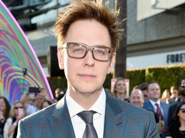 James Gunn fired from <i>Guardians Of The Galaxy Vol. 3 </i>over resurfaced tweets