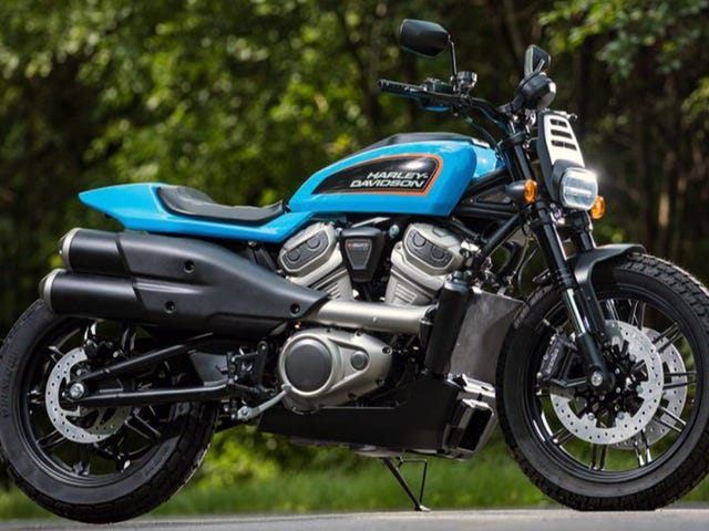 Harley-Davidson Has Some Neat New Motorcycles In The Works