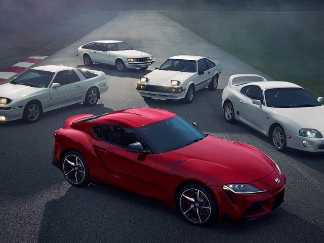 Bakit ang 2020 Toyota Supra May BMW Inline-Six (at Bakit ang 86 Nagkaroon ng Boxer Engine)