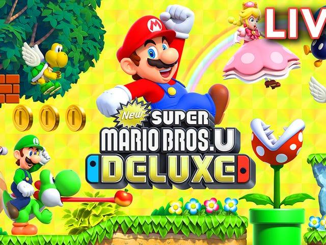 <i>New Super Mario Bros. U Deluxe</i> &#39;s Peachette er enda mer interessant enn noen av oss forutsatt