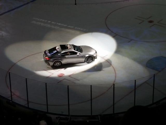 NOKTA: Lexus RC Coupe!