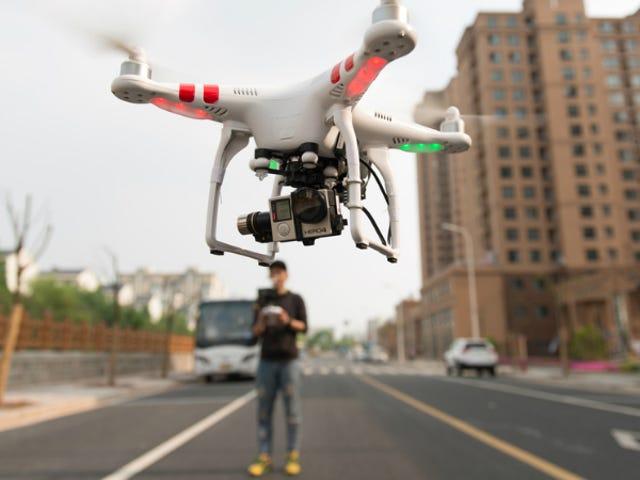 DJI Melancarkan Versi Sendiri Penjagaan Apple Kerana Drones sentiasa Kerosakan