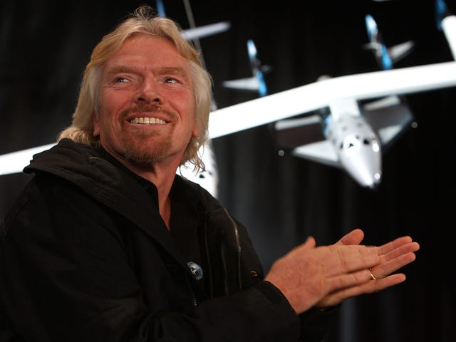 Richard Branson Creates New Space Venture to Launch Government and Military Spacecrafts
