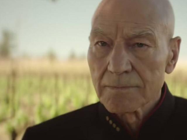 Patrick Stewart ne voulait pas que Picard soit une suite de nouvelle génération dans un monde post-Brexit et Post-Trump