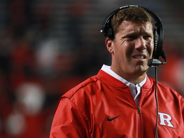 The Big Ten ha ottenuto esattamente quello che voleva in Rutgers