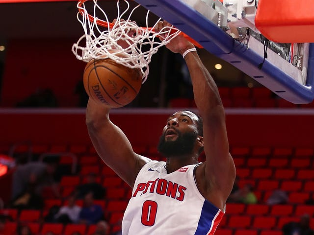 They Should Leave Andre Drummond Out Of All-Star Games More Often