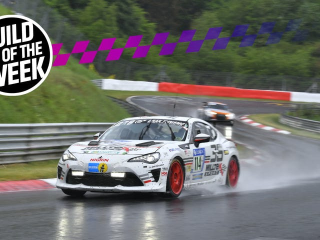 How To Make A Toyota GT86 Race Car Fast, Reliable, And Not Need A Turbo