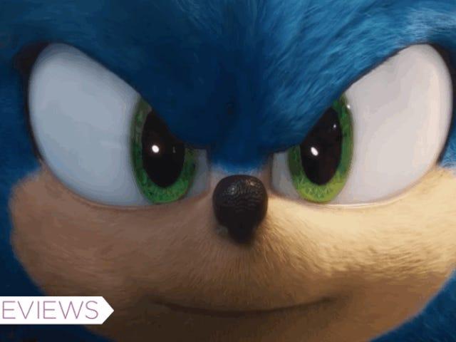 Sonic the Hedgehog es una aventura sincera para niños y adictos a la nostalgia nerviosa por igual