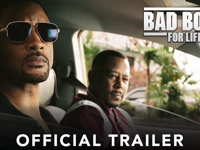 Watch: Will Smith, Martin Lawrence Reunite for One Last Ride in Bad Boys for Life Trailer