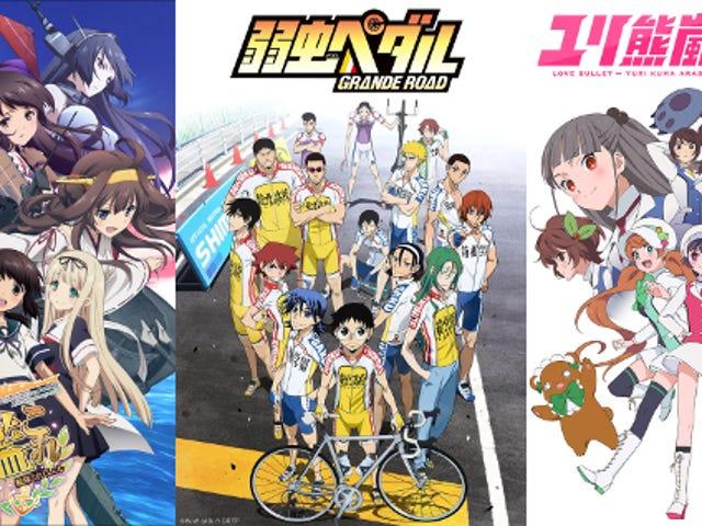 Koda's Top 10 Winter 2015 Anime Eröffnungen