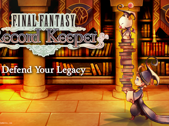 Final Fantasy Record Keeper adalah All About the Combat