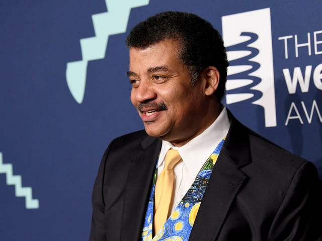Neil deGrasse Tyson Will Keep Hayden Planetarium Job Following Sexual Misconduct Investigation