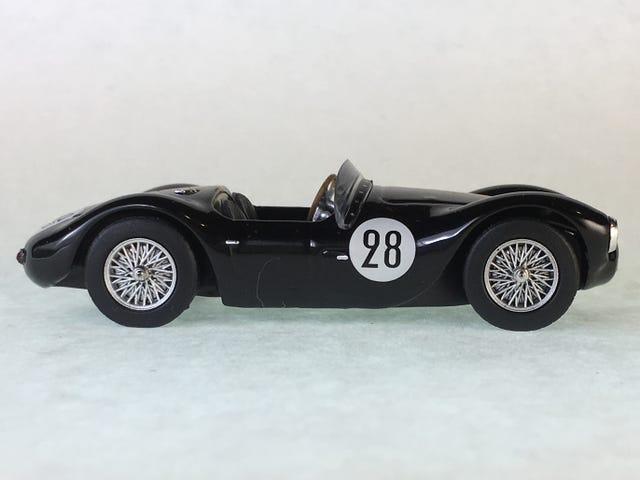 LaLD car week 50's Maserati