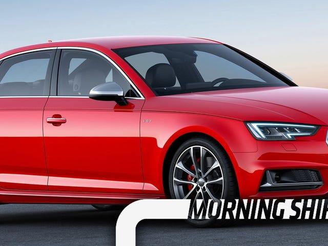 <i>Consumer Reports</i> nagmamahal sa Audi Bilang Nagagagalak ang Daliri Nito sa Dieselgate