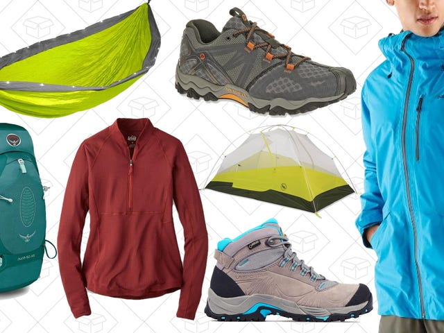 Go Hike a National Forest While You Still Can With an Extra 25% Off at REI