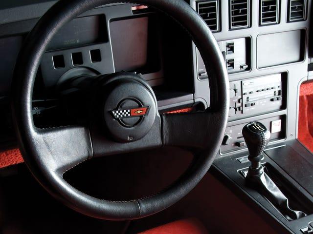 The Chevrolet Corvette C4's 'Doug Nash 4+3' Manual Transmission Is Mechanical Wizardry