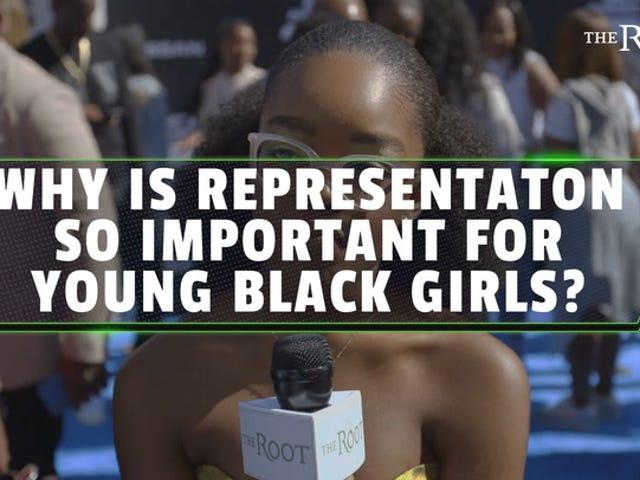 Marsai Martin'in Hollywood Hayalleri Olan Genç Siyah Kızlar İçin Önerileri