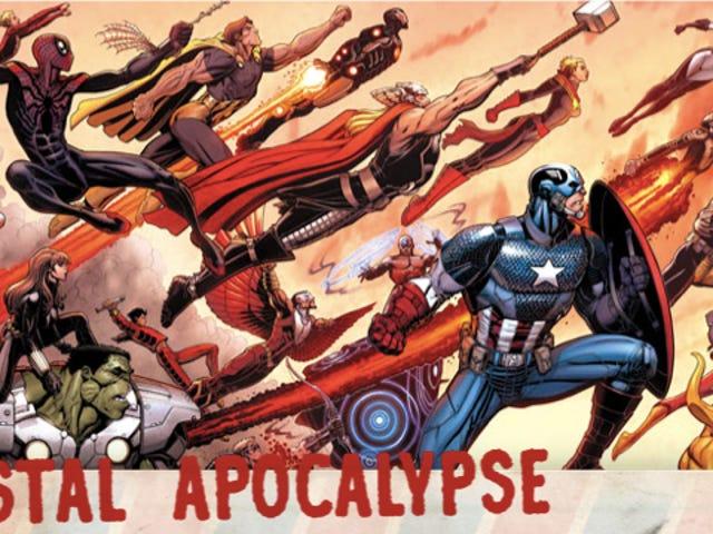 Marvel ve DC, Herkese, özellikle de Kendisine Nasıl Yeniden Başladı