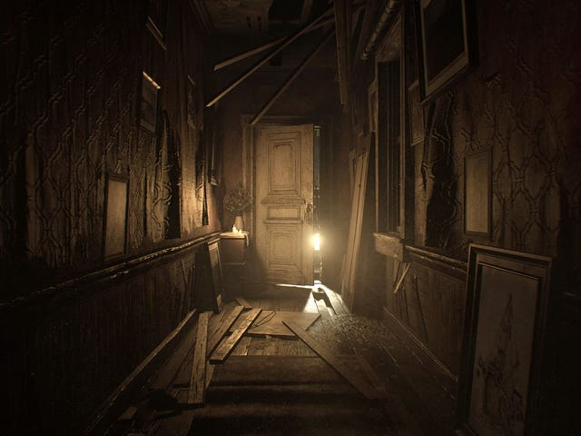 Resident Evil 7: Lantern Gameplay Thoughts
