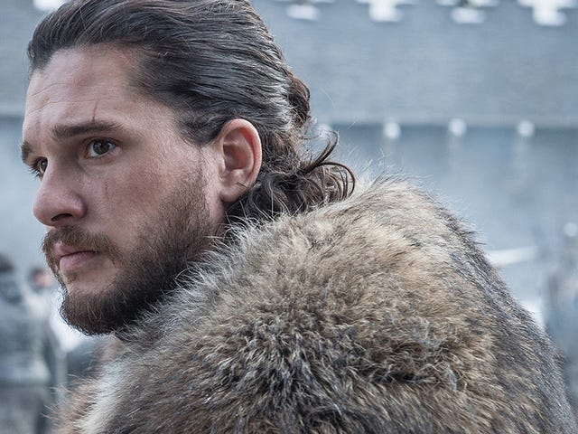 George R.R. Martin Says There May Be 'Discrepancies' Between theGame of ThronesFinale and His Books