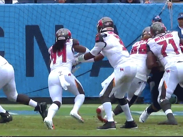 The Bucs Just Can't Get Out Of Their Own Way