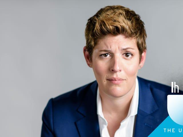 샐리 콘 (Sally Kohn) 정치와 정서적 정확성