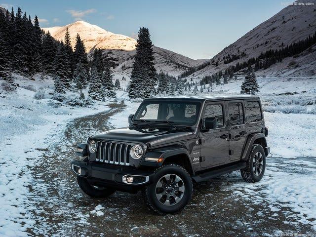 Panduan Praktis untuk Membenci Jeep Baru: Bagaimana Menetapkan Jeep Anda sebagai Jeep Besar Terakhir (Edisi Pemilik JK)