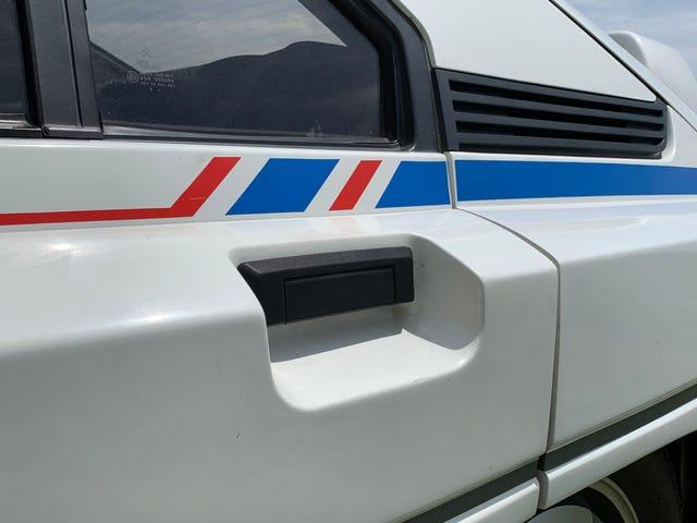 Đây là chi tiết tốt nhất của đặc điểm tương đồng Citroën BX 4TC