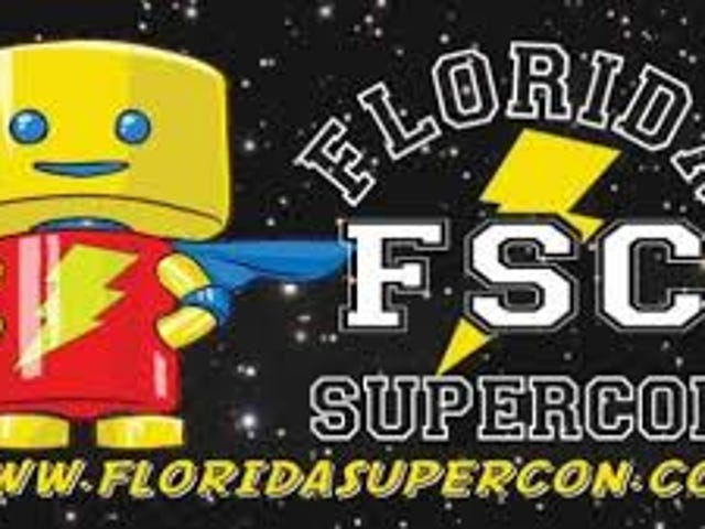 The Things Will Carried: Florida Supercon