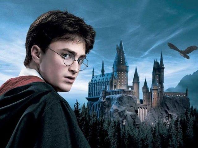 Harry recasts spell of the boarding school