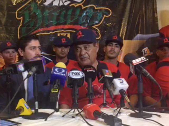 """Meksikon baseball-johtaja """"Held"""" kolmelle yölle hullun väitetyn karsintaohjelman avulla"""