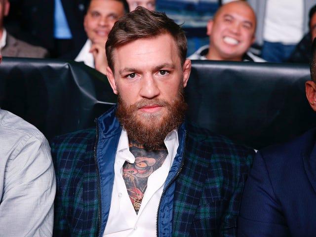 Raportti: Conor McGregor tutkii toista seksuaalista pahoinpitelyä