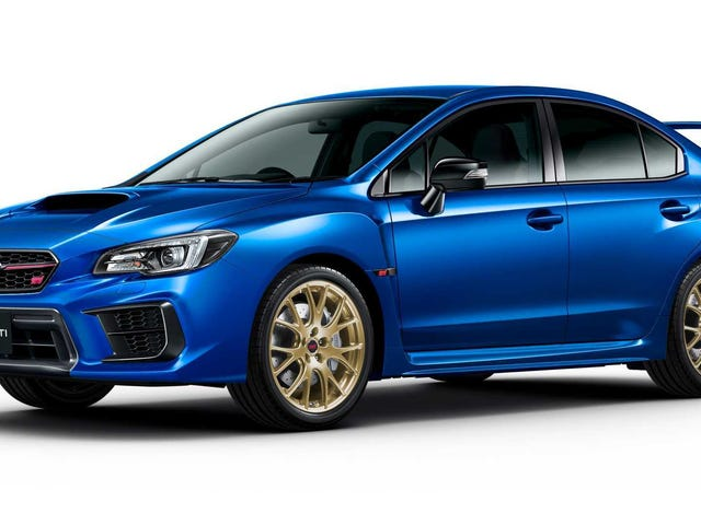 Subaru Is Apparently Teaming Up With Toyota For A New WRX STI