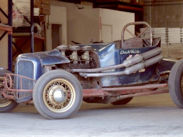 1922 Ford Dirt Track Car