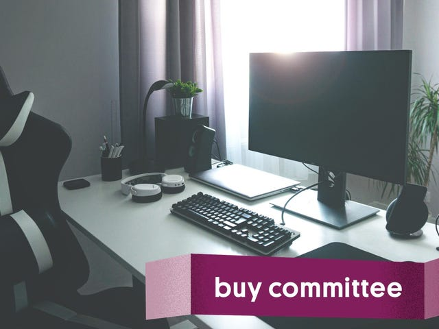 Buy Committee: Is There a Gaming Chair That Looks Good?