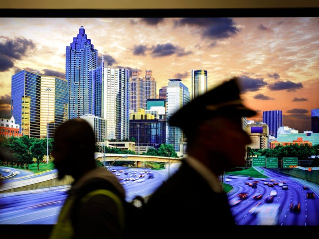 The City of Atlanta Is Still Locked Out of Files Over a Week After SamSam Ransomware Attack
