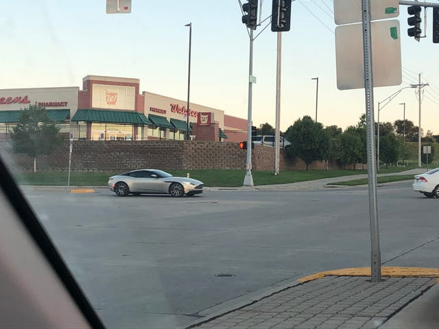 Worst Photo Ever Of: Aston Martin DB11