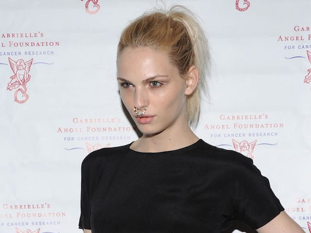 Model Andreja Pejic Is Crowdfunding an Autobiographical Documentary