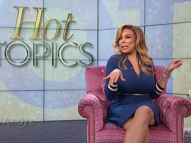 Wendy Williams on First Show Since Divorce Filing: 'I'm on the Loose'