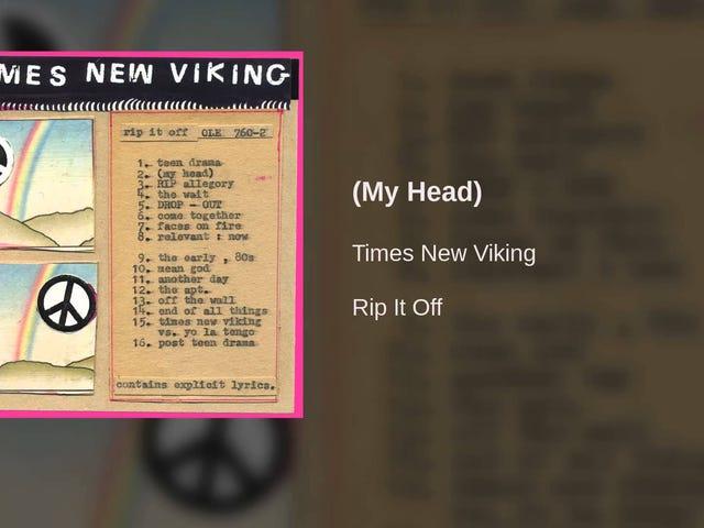 "Times New Viking - ""(Моя голова)"""