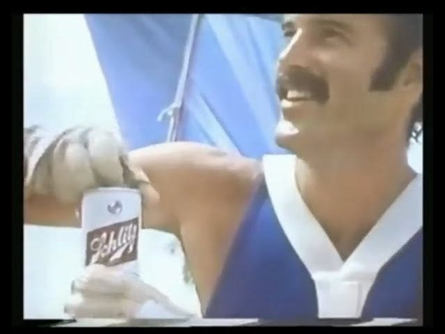New 70s Beer Commercials