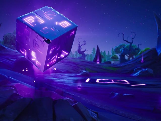 Fortnite's 'Shadow Stone' Disabled After Players Become Invisible Forever [UPDATE]
