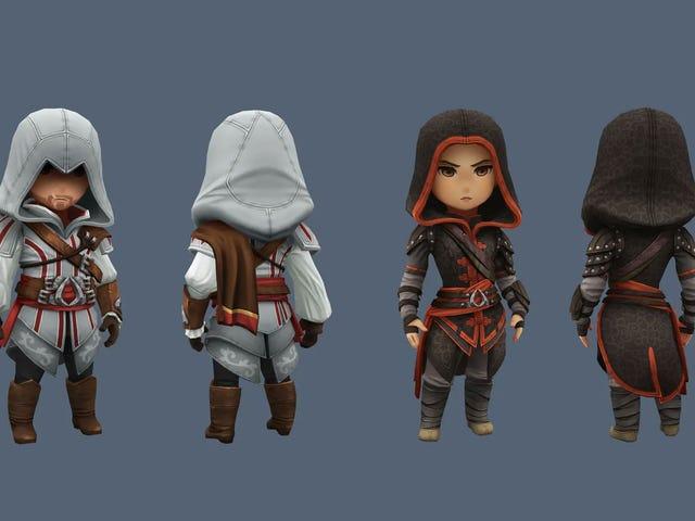 The Cutest Lil' Assassins