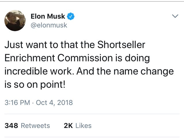 Someone Take Elon's Phone Away From Him