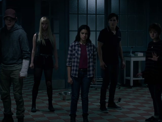 The New Mutants Trailer gjeninnfører oss til X-Gene Horrors