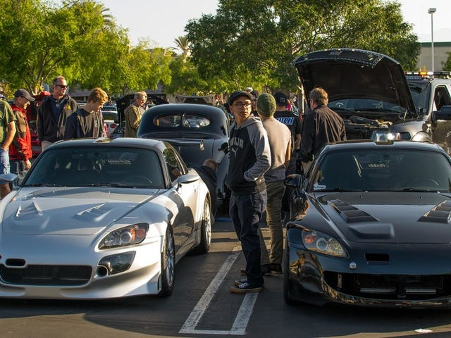 There aren't that many Black car enthusiasts and it sucks