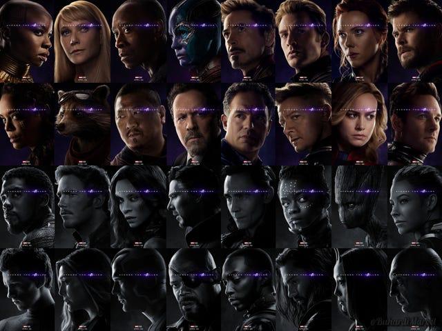 Nuevos Posters de Avengers: End Game