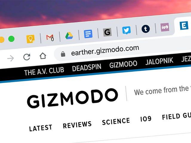 Sådan stopper for mange faner fra at overtage din browser