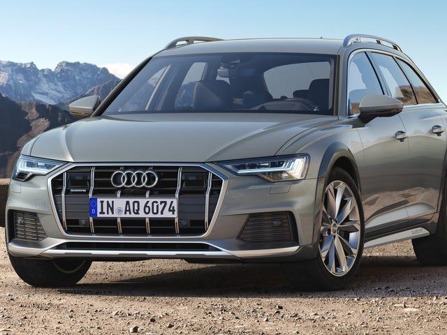 Ang Audi A6 Allroad Ay Babalik sa Amerika