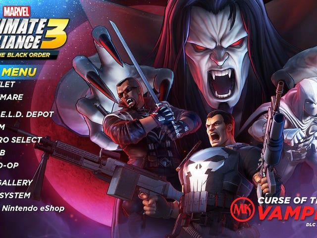 Mọi điều bạn cần biết về Cập nhật lớn của Marvel Ultimate Alliance 3